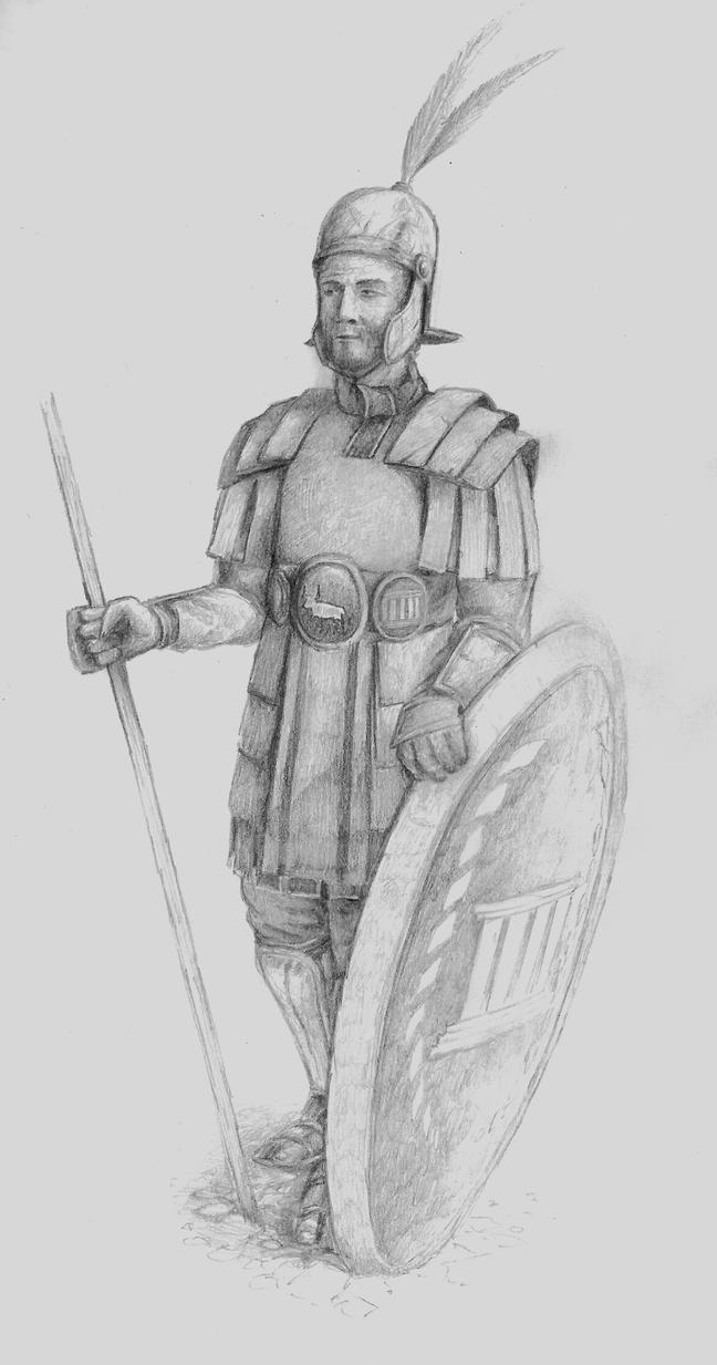 Servainnean Legionnaire by Aanker
