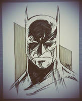 Batman Commission by alexmclark