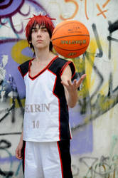kuroko no basket- i can basketball batter then you