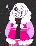 Outertale Sans (Pallet Challenge) by HarmonyTRE