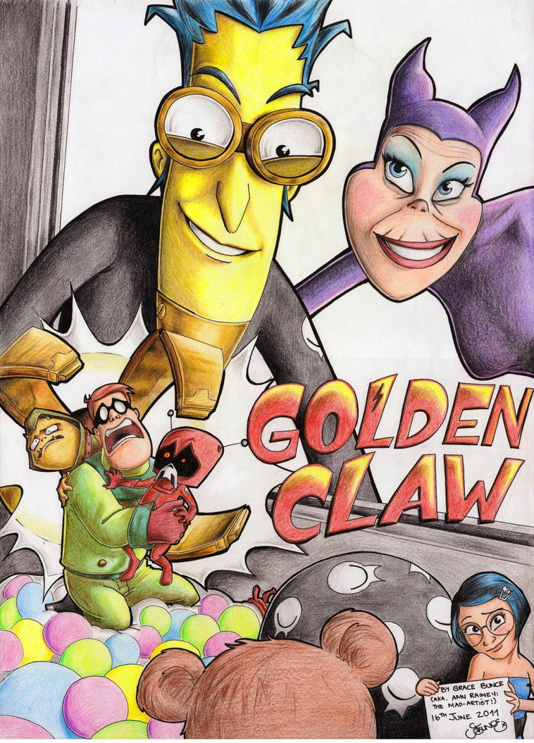 Golden Claw COMPLETE by Doks-Assistant