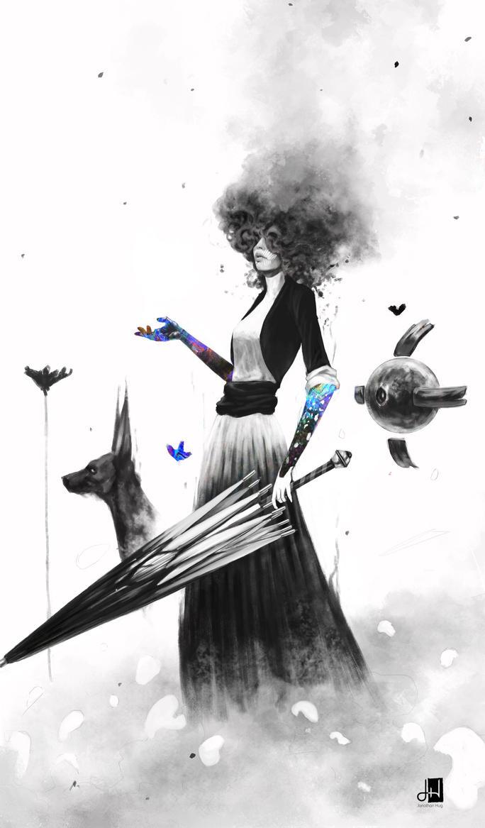 Chimera dreams 5 by rangverse