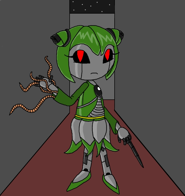 Cosmo Roboticized By Kimmy1235 On DeviantArt