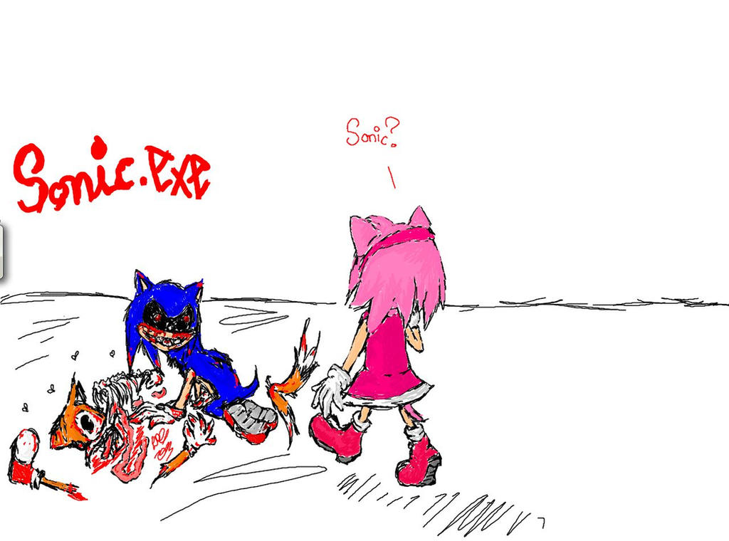 FASTER THAN YOU (Sonic Stronger Than You Parody) April