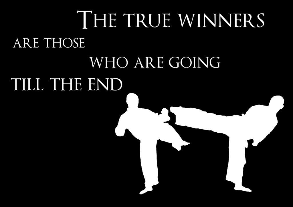 True Winner by djunko on DeviantArt