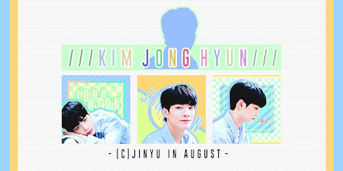 170803 Kimjonghyun Icon Set by jinyu951129