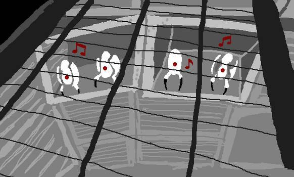 Singing Turrets