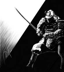 Warm-up: samurai