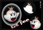 King Boo plushie