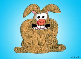 The Were Rabbit by JimmyCartoonist