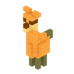 normal llama