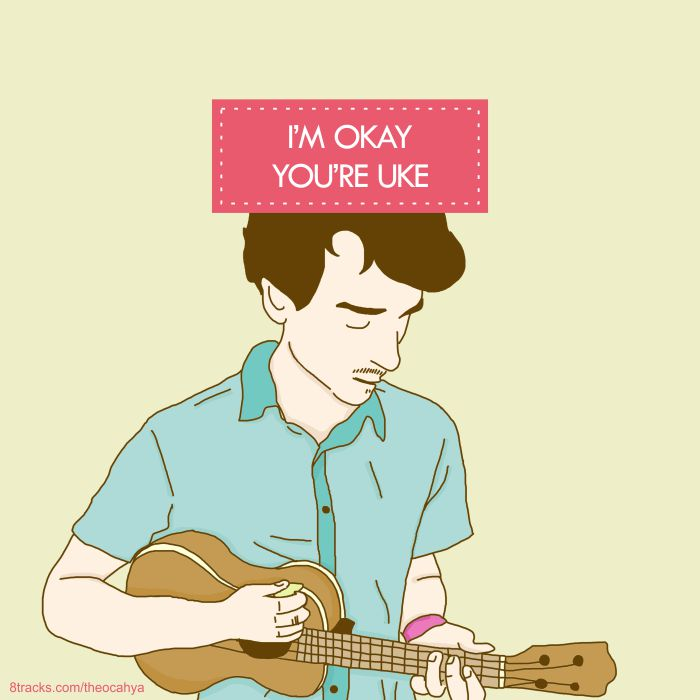 im okay, youre uke alternate ver by Hunxer