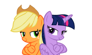 The Fresh Princess of Friendship (with Applejack!)