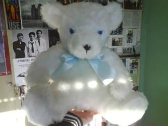 I made a  Teddy Bear by LGhost