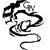 Ghost Warning logo by LGhost