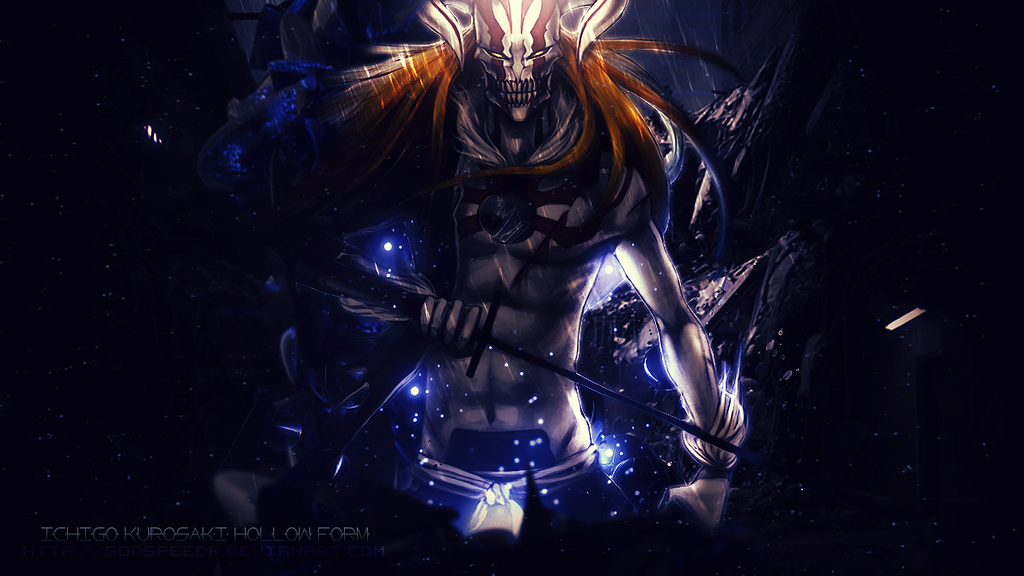 Hollow Ichigo Wallpaper By GodspeedK