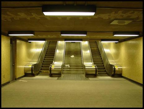 metro still life