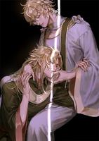 Aiolos and Saga