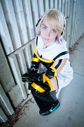 Rin - Vocaloids [Cosplay]