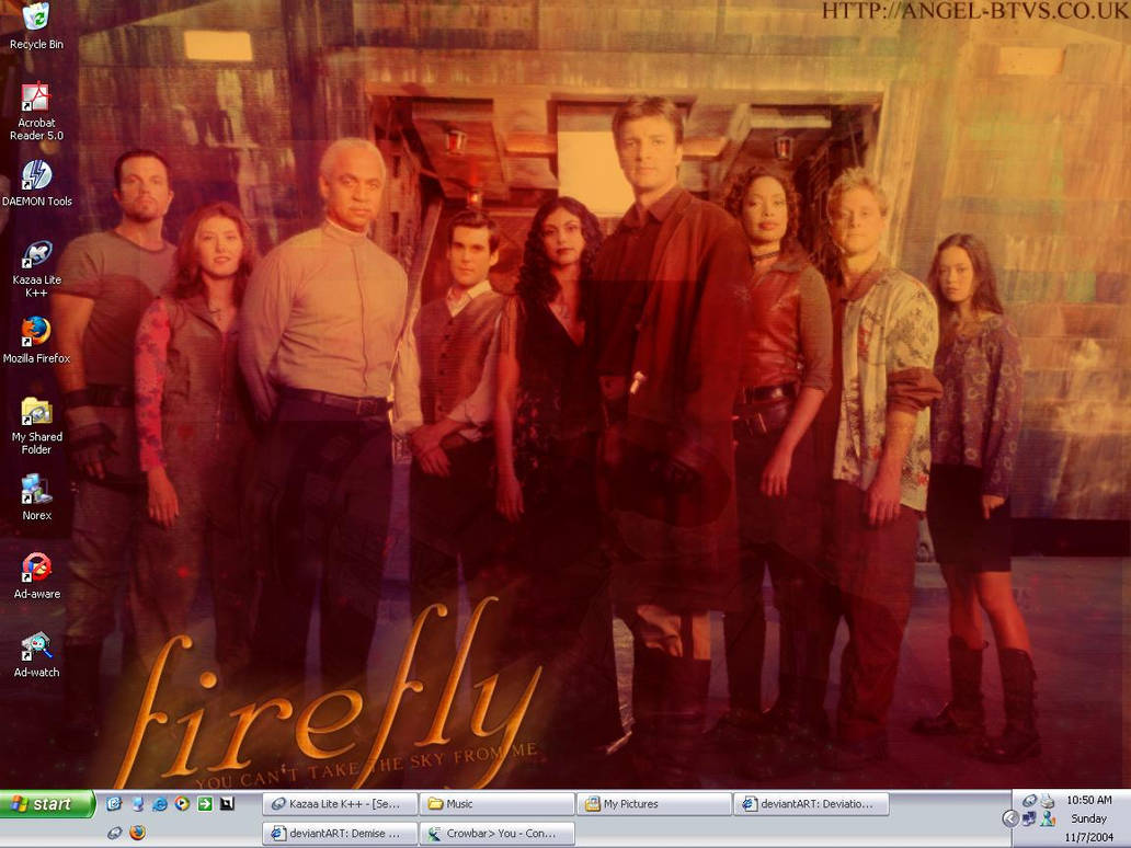 Firefly Desktop