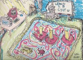 Lernin 2 be cyut by coltonphillips