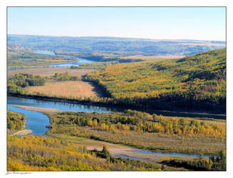 THE PEACE RIVER VALLEY by Kittihawk11