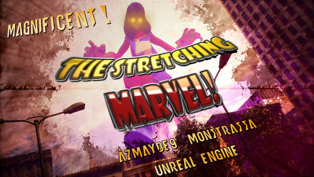 (Released!) Attack of the Ms. Marvel!
