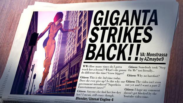 Giganta Strikes Back!