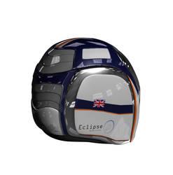 Eclipse helmet by WilhelmE