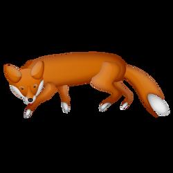 Fox crystal