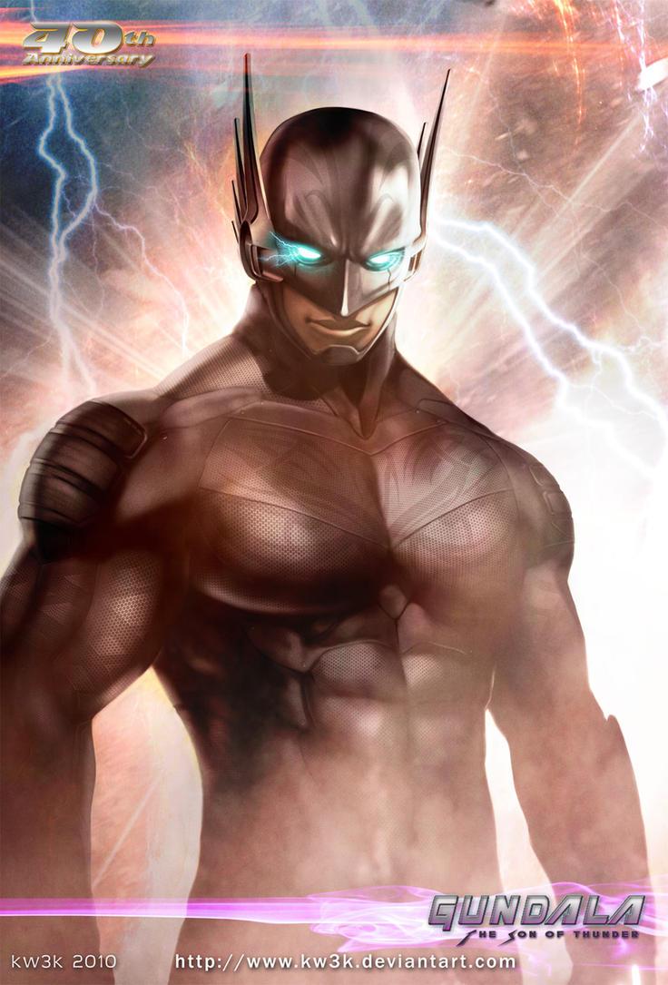 Gundala Putra Petir, Super Hero asli Nusantara !