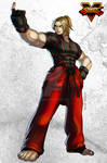 Ken Come and Fight me finish