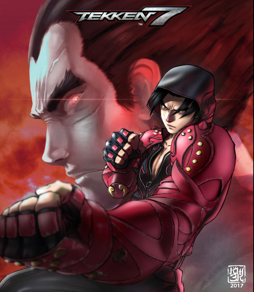 The Best Fights are Personal - Tekken 7 by kw3k