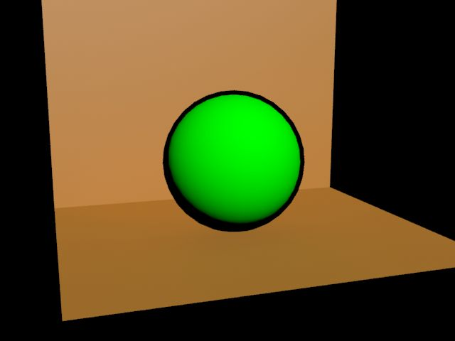 Sphere with outline (no shader) by Truthkey on DeviantArt