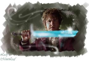 Bilbo The magic of sting