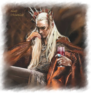 Thranduil - hidden thoughts