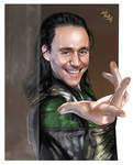 Loki-Do you want to trust me?