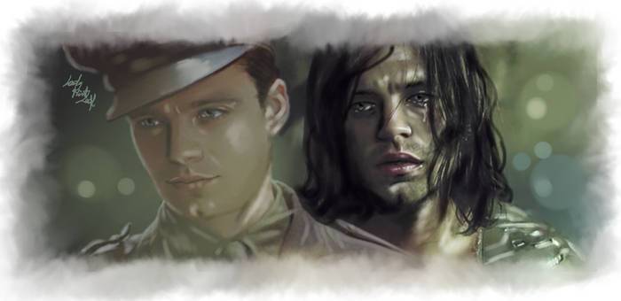 Bucky - The Ghost of me