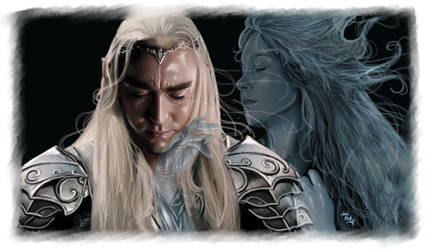Thranduil - I never forget you
