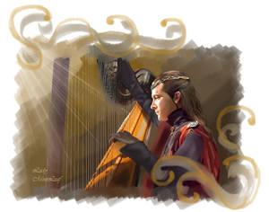 Lindir- music of the spirit
