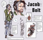 Bolt (character sheet) by LadyMintLeaf