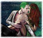 Joker and Ivy- So close