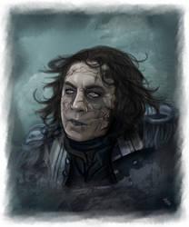 Captain Salazar - Ghost by LadyMintLeaf