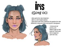 Iris (GotG OC)