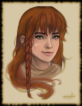 Marieth (Hobbit/Lotr OC)