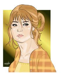 Sara Sharp (Goldentouch) [x-men OC]