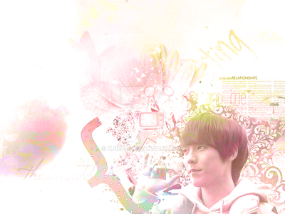 Lee Min Hyuk (Wallpaper) by XJie23