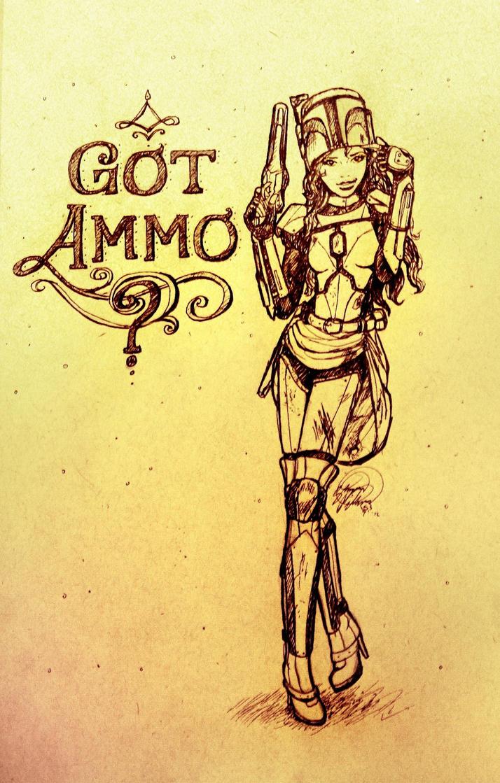 Got Ammo? by Vanaliel