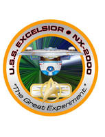 USS Excelsior NX-2000 by viperaviator