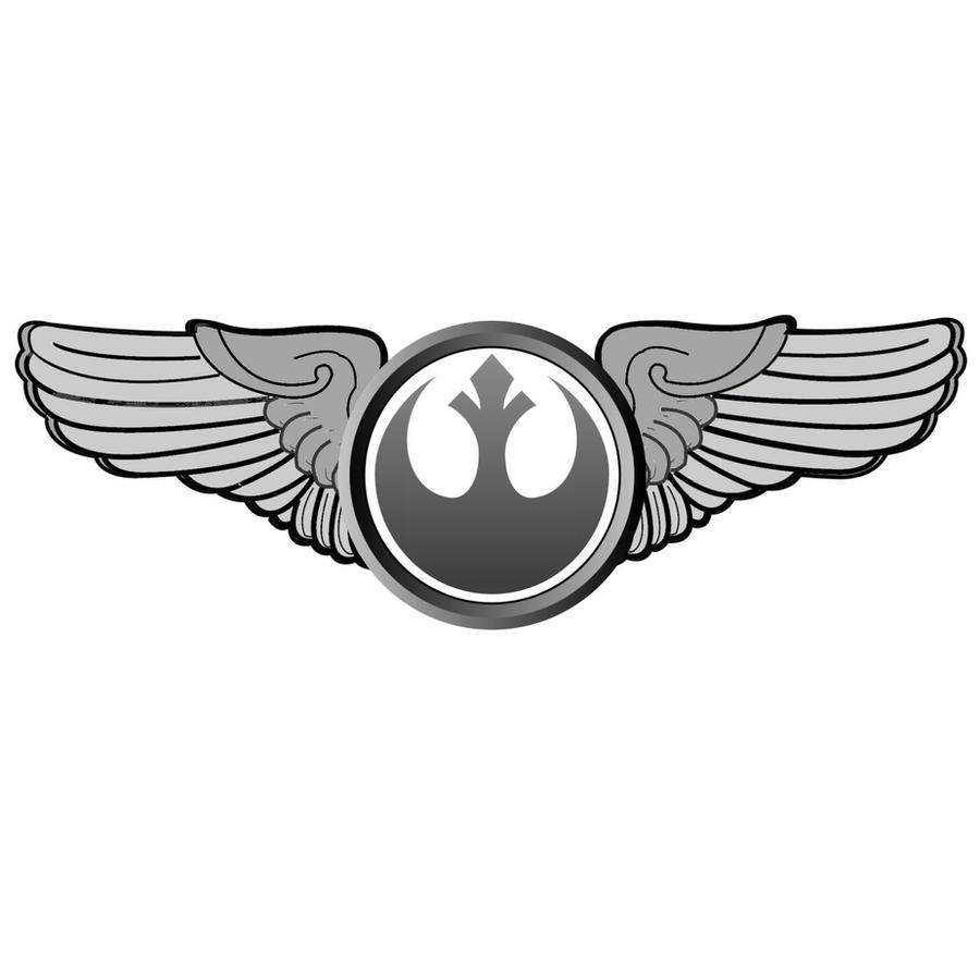 New Republic Jr. Pilot Wings by viperaviator